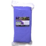 AQUAVIE Ouate bleue 500 gr à gros pores pour aquarium d'eau douce et d'eau de mer