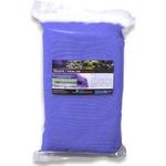 AQUAVIE Ouate bleue 1000 gr à gros pores pour aquarium d'eau douce et d'eau de mer