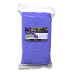 AQUAVIE Ouate bleue 250 gr à gros pores pour aquarium d'eau douce et d'eau de mer