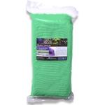 AQUAVIE Ouate verte 500 gr spéciale pré-filtration pour aquarium d'eau douce et d'eau de mer