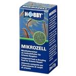HOBBY Mikrozell aliment d'élevage en poudre pour nauplies de 8-10 jours