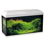 Aquarium équipé WAVE Riviera 80 LED Blanc 95L dimensions 80 x 32 x 45 cm avec ou sans meuble