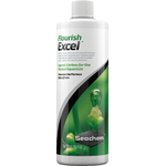 SEACHEM Flourish Excel 500ml source de carbone organique biodisponible pour plantes d'aquarium