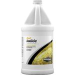 SEACHEM Reef Iodide 4 L complément d'iode pour aquarium récifal avec population dense en invertébrés