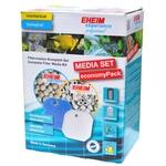 EHEIM MediaSet kit complet de masses filtrantes pour filtre Professionel 2 2026, 2126 et eXperience 2426