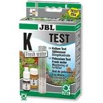 JBL K Kalium Test-Set  sert à la mesure et au contrôle de la teneur en potassium dans les aquariums d'eau douce