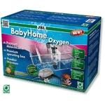 JBL BabyHome Oxygen pondoir de gamme premium pour poissons d'aquarium avec pompe à air incluse