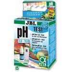JBL Test pH 3,0 à 10,0 pour aquariums d'eau douce et d'eau de mer