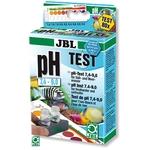 JBL Test pH 7,4 à 9,0 pour aquariums d'eau de mer ou d'eau douce légèrement alcaline