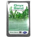 SEACHEM Onyx Sand 7 kg substrat nutritif et décoratif de couleur gris riche en carbonates pour aquarium d'eau douce
