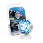 CLASSICA Aqua-Brite Spot USB submersible décoratif à 6 Leds Bleues pour aquarium