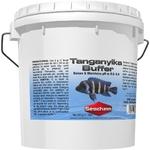 SEACHEM Tanganyika Buffer 4 Kg stabilise le pH entre 9.0 et 9.4 dans les aquariums avec cichlidés du lac Tanganyika