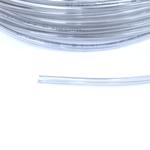 TUBCLAIR Cristal 4/6 mm tuyau type alimentaire pour air et liquides. Vente au mètre