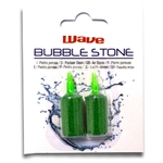 WAVE Bubble Stone lot de 2 diffuseurs cylindriques 25 mm pour aquarium