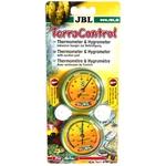 JBL TerraControl pour une mesure précise de la température et du taux d'humidité dans les terrariums