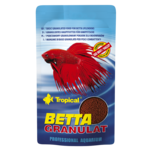 TROPICAL Betta Granulat 10grs nourriture en granulées pour betta splendens