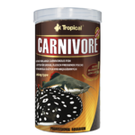 TROPICAL Carnivore 500ml nourriture pour grands poissons carnivores