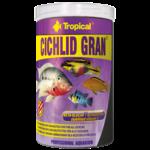 TROPICAL Cichlid Gran 10L nourriture de base granulée pour cichlidés, rehaussant la coloration