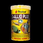 TROPICAL D-Allio Plus 100ml nourriture en flocons à multi ingrédients, avec ail pour Discus et poissons marins