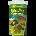 TROPICAL Spirulina Granulat 100 ml nourriture en granulée végétale avec algues spirulina