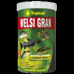 TROPICAL Welsi Gran 100ml nourriture à multi ingrédients pour poissons de fond
