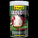 TROPICAL AxoLotl Sticks 250ml nourriture en granulé à haute teneur en protéines spéciale pour Axolotls