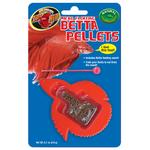 ZOOMED Micro Floating Betta Pellets nourriture spéciale combattant avec bâton de nourrissage
