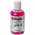 DUPLA Solution pH 4 100 ml solution d'étalonnage pour électrodes pH