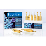 PRODIBIO Stronti + 6 ampoules supplément de strontium pour aquarium récifal. Traite jusqu'à 1200 L