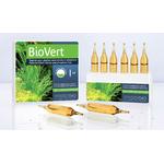 PRODIBIO BioVert 6 ampoules apporte l?ensemble des éléments pour une bonne croissance des plantes. Traite jusqu'à 1200 L