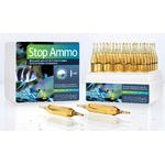 PRODIBIO Stop Ammo 30 ampoules élimine l'ammoniaque dans l'eau de mer. Traite jusqu'à 6000 L