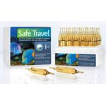 PRODIBIO Safe Travel 30 ampoules réduit le stress des poissons et combat les bactéries durant le transport. Traite jusqu'à 300 L