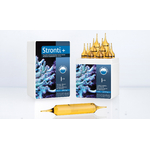 PRODIBIO Stronti + Pro 10 ampoules x 10ml supplément de strontium pour aquarium récifal. Traite jusqu'à 20000 L