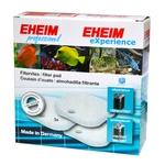 EHEIM Lot de 3 coussins d'ouate pour filtre Eheim 2124, 2222, 2224, 2322, 2324, 2422, 2424