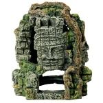 """Décoration pour aquarium """"Angkor"""" Tour 4 faces taille S"""
