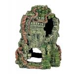 """Décoration pour aquarium """"Angkor"""" Tour 4 faces taille L"""