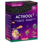 ACTIZOO ActiKool 2 600ml charbon super actif pour la clarification et l'absorbtion des toxines en aquarium d'eau douce et d'eau de mer