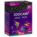 Charbon de filtration ACTIZOO ZooCarb 2 600 ml absorbe les substances polluantes de l'eau