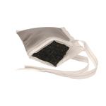 GROTECH Sac nylon 26 x 16 refermable et réutilisable pour masses de filtration universelles