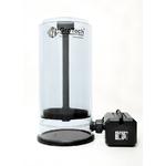 GROTECH ZF-200 filtre à zéolite 9,5 L avec pompe Eheim pour aquarium jusqu'à 3800 L
