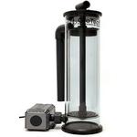 GROTECH ZF-150 filtre à zéolite 5,5 L avec pompe Eheim pour aquarium jusqu'à 2000 L