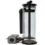 GROTECH ZF-180 filtre à zéolite 6 L avec pompe Eheim pour aquarium jusqu'à 3000 L