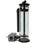 GROTECH ZF-110 filtre à zéolite 2,8 L avec pompe Eheim pour aquarium jusqu'à 1000 L
