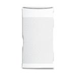 Sac blanc 10 x 20 cm à maille fine pour masses filtrantes d'aquarium
