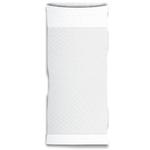 Sac blanc 12 x 25 cm à maille fine pour masses filtrantes d'aquarium
