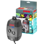 EHEIM 3704 pompe à air double sortie très silencieuse 2 x 200 L/h