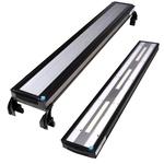 AQUAVIE Lumivie LED Premium rampe Full LEDS haute puissance 15000°K. Longueurs au choix : 60, 90, 100, 120, 150, 180 cm