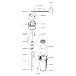 EHEIM Pièces détachées pour filtre externe Eheim Classic 2213