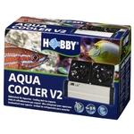 HOBBY Aqua Cooler V2 bloc double ventilateurs silencieux pour le refroidissement des aquariums jusqu'à 120 litres