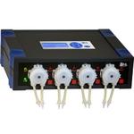 JEBAO DP-4 pompe doseuse 4 canaux pour l'automatisation des apports liquides dans les aquariums